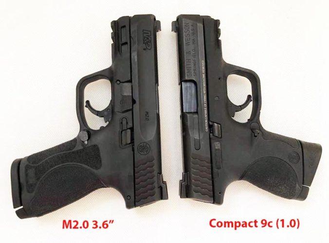 Smith & Wesson M&P M2.0 3.6″