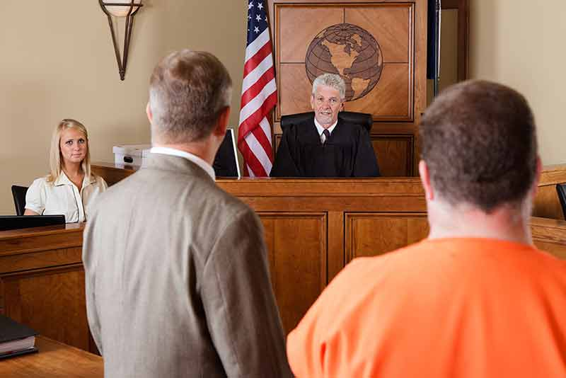 Criminal Plea Deal