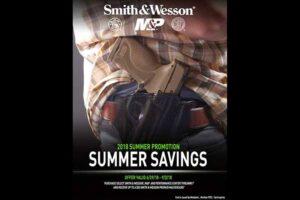 2018 Summer Savings Promotion