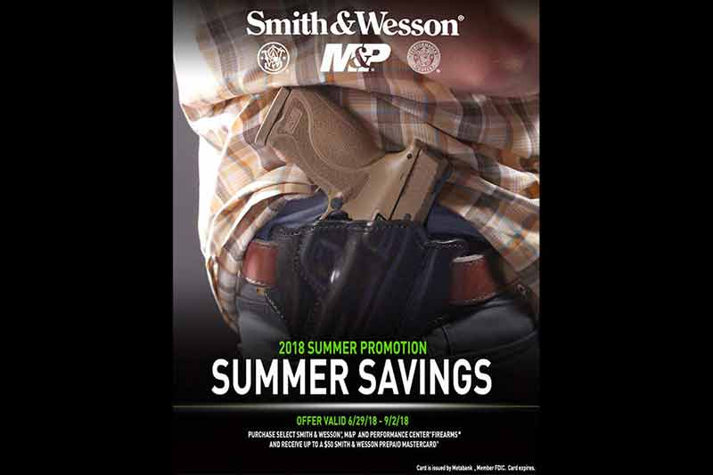 2018 Summer Savings Promotion