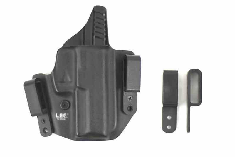 LAG Defender Kydex Holster for M&P Compact 2.0 3.6