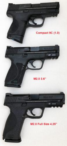 M&P M2.0 3.6″ Compact